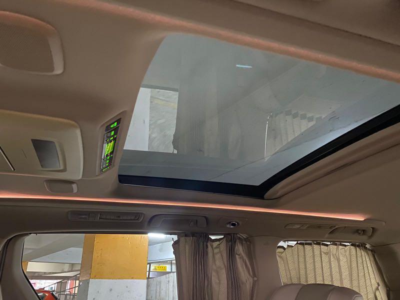 Toyota Alphard 3.5 first class Auto