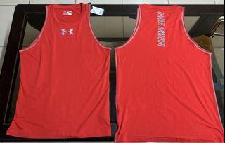 UA(男)超有型能量棉籃球內搭束衣