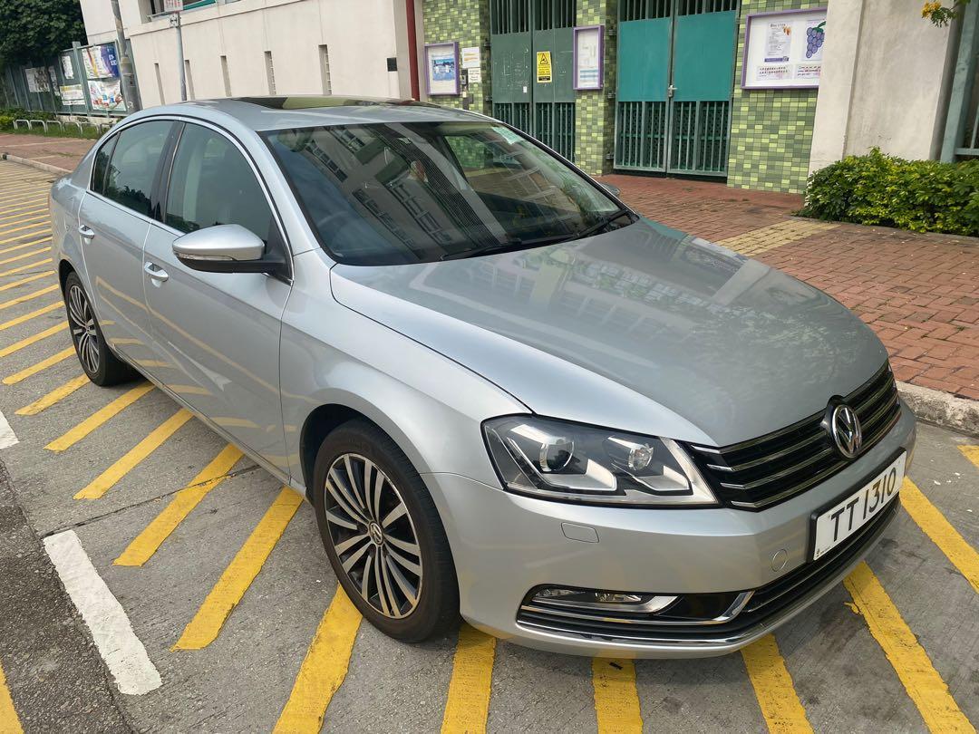 Volkswagen Passat 1.8 AT Auto