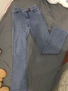 牛仔長褲(可換物)