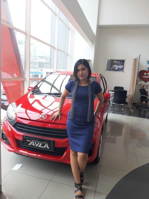 ANGSURAN RINGAN Daihatsu Ayla mulai 2,5 jutaan. Daihatsu Pamulang