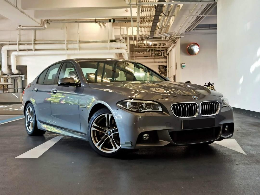 BMW 528i M Sport (A)