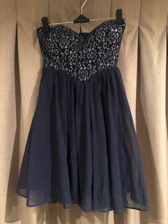 Dotti Navy Dress