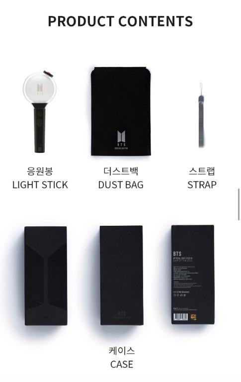 [FULL PYMT] BTS Special Edition Map Of The Soul Army Bomb Lightstick + Freebie From @Dae.Bakk