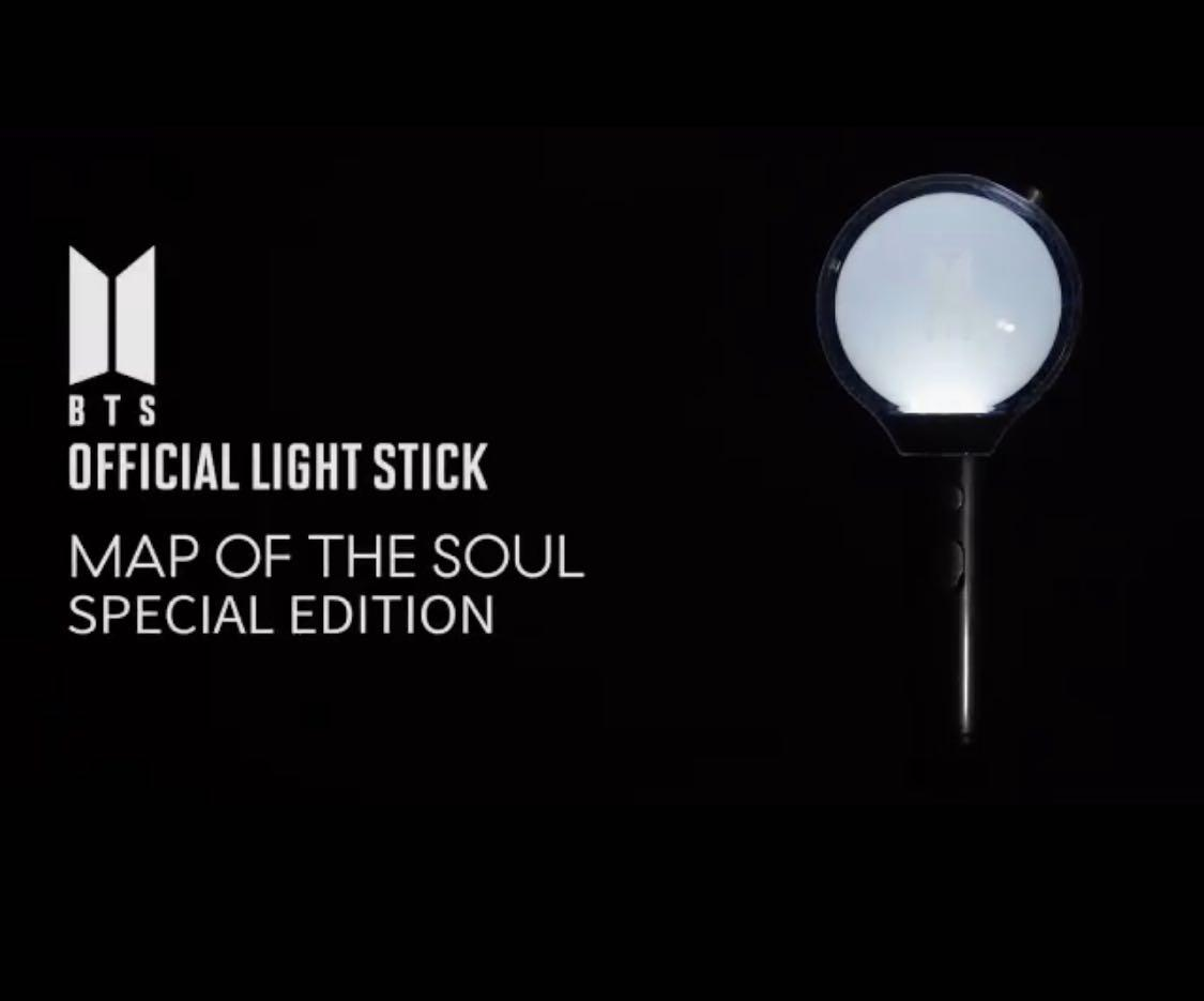 [SOLD OUT] BTS OFFICIAL LIGHTSTICK MOTS SPECIAL EDITION