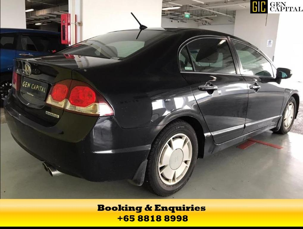 Honda Civic Hybrid - At 50% off the circuit breaker promotion! Whatsapp me now at 8818 8998!