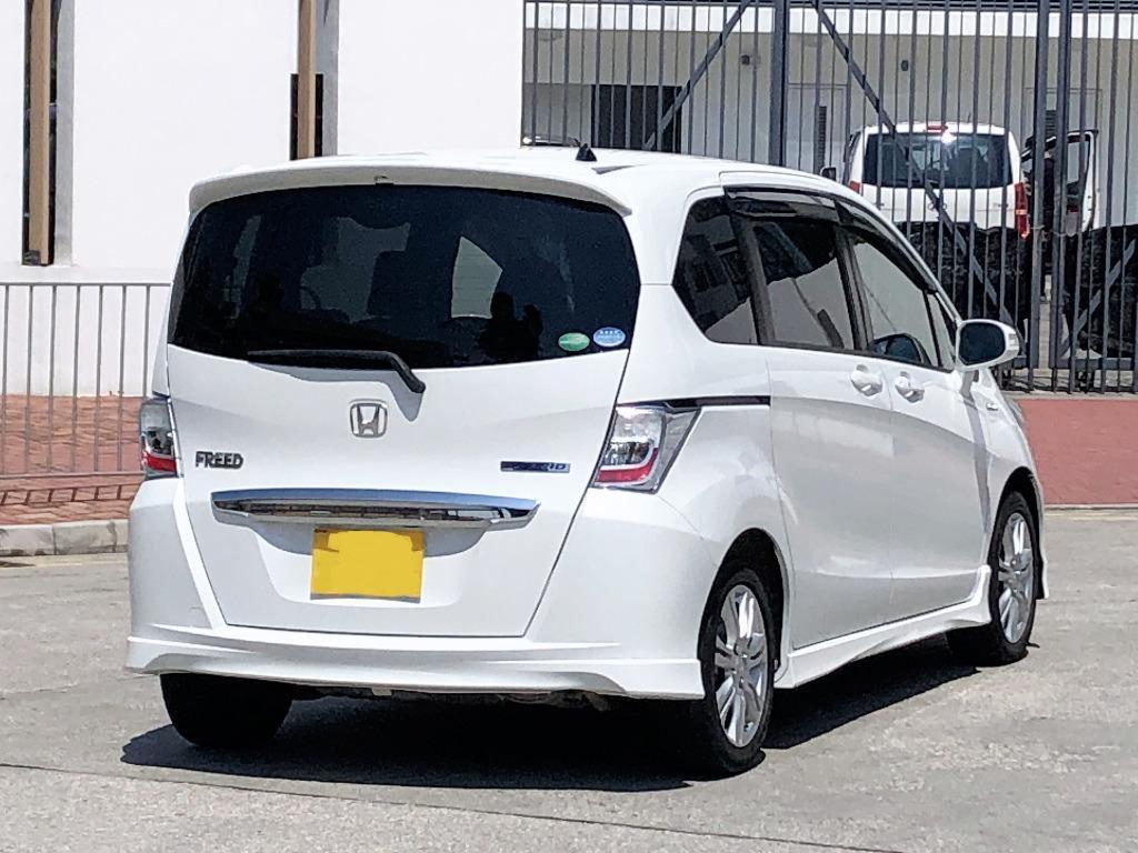 Honda    FREED HYBRID 1.5   2014 Auto