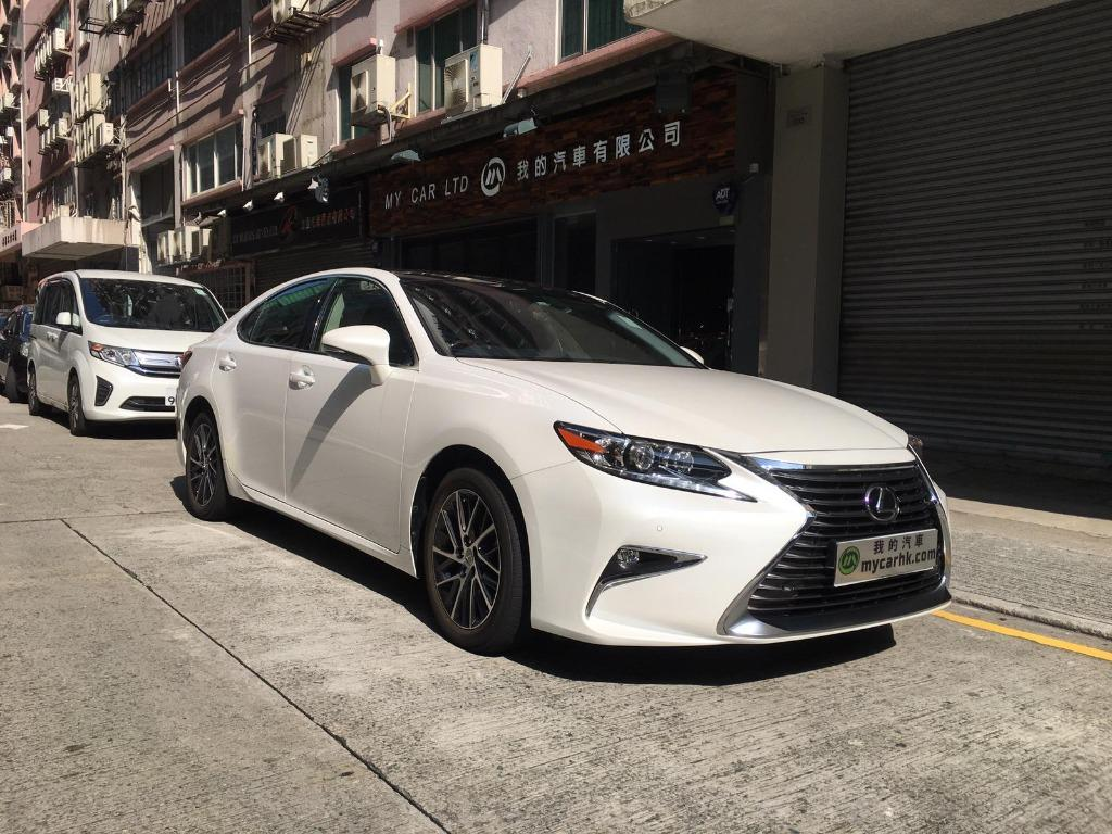 Lexus ES250 ULTIMATE 2015 Auto