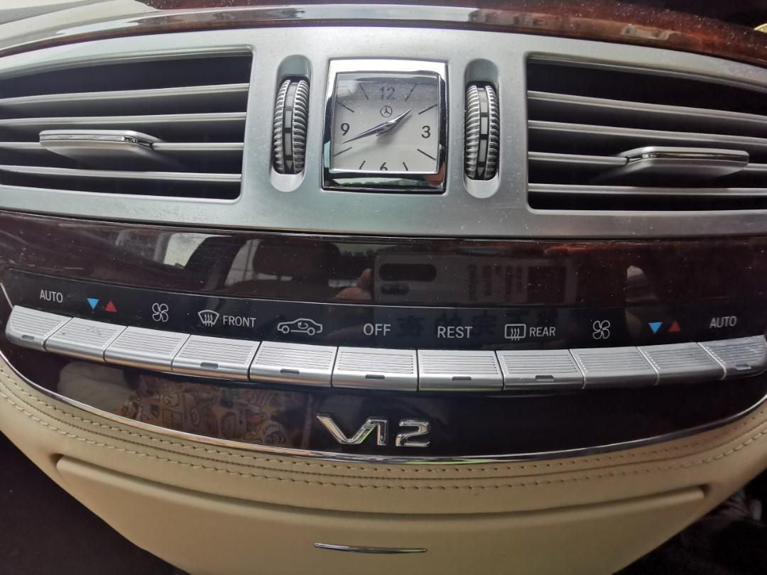 Mercedes-Benz S600 S600 Auto