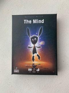 The Mind Card Games