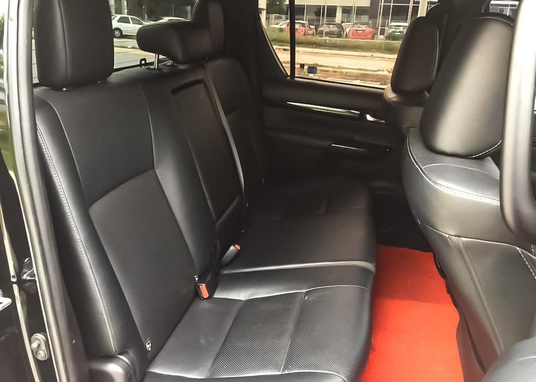 TOYOTA HILUX DOUBLE CAB 2.8CC (AUTO) 4x4*  YEAR 2019/ FEBRUARY SEWABELI BERDEPOSIT