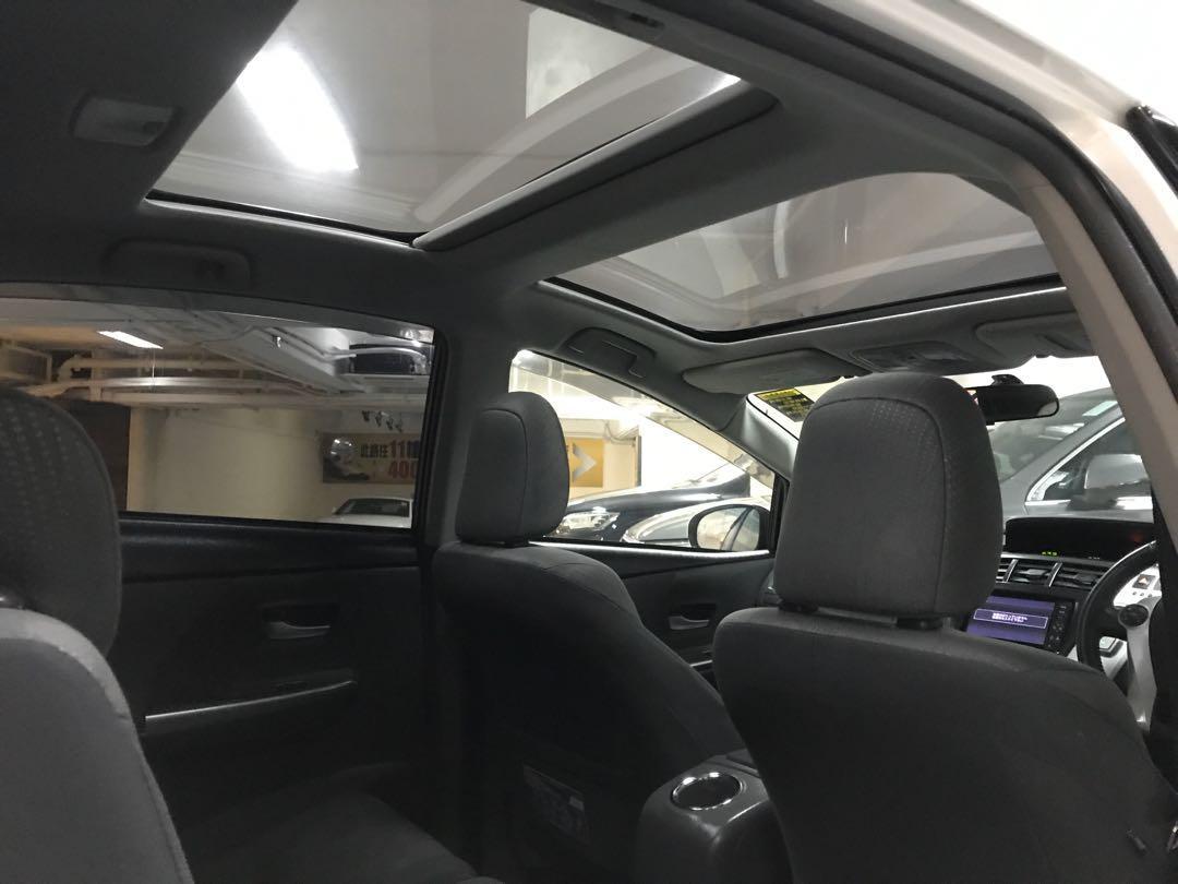 Toyota Prius V 1.8 Hybrid Auto