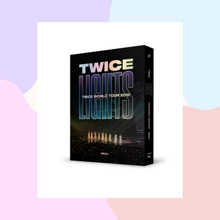 TWICE [TWICELIGHTS] World Tour 2019 in Seoul DVD (Normal ver.)