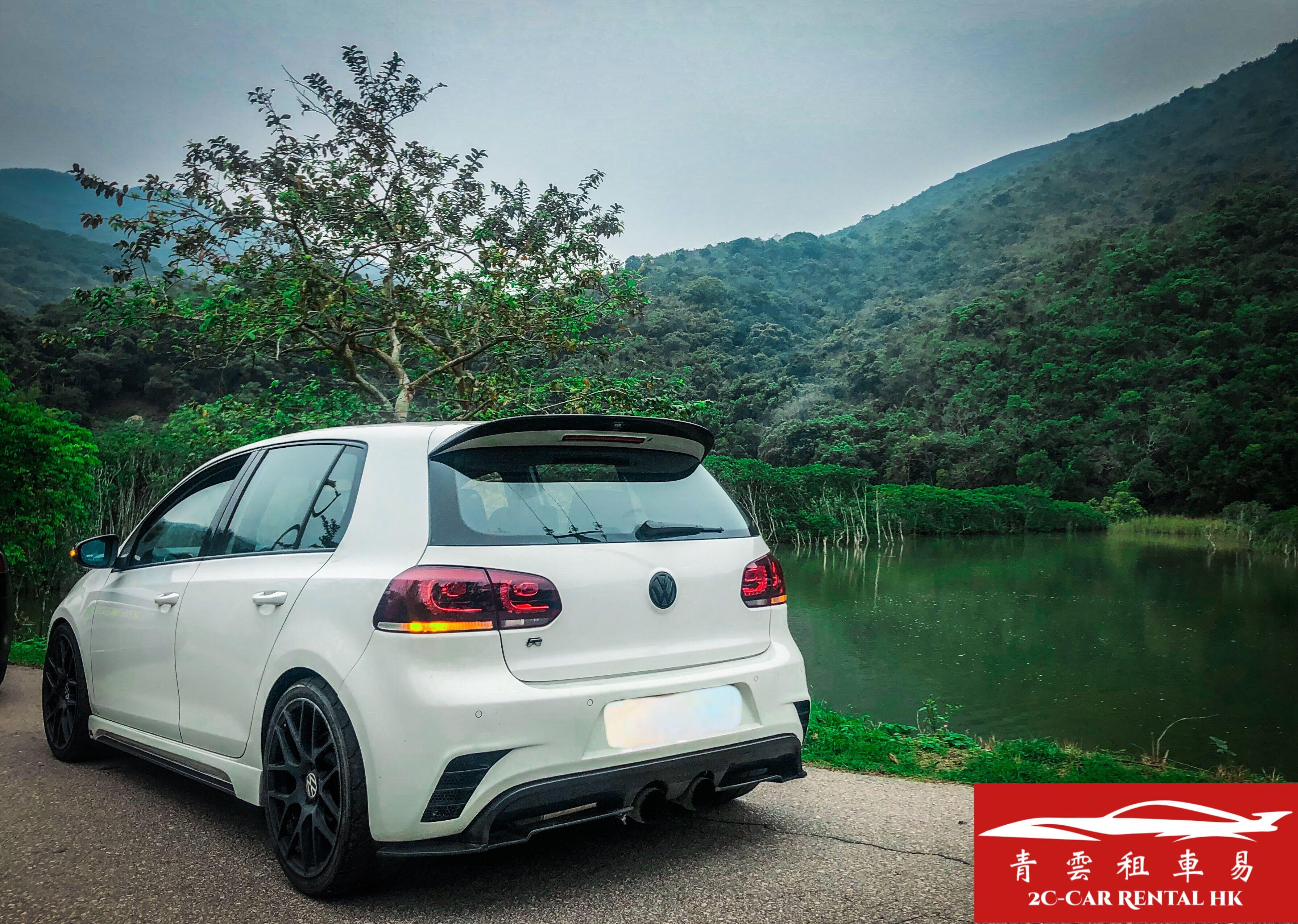 Volkswagen Golf R DSG 5-Dr (A)
