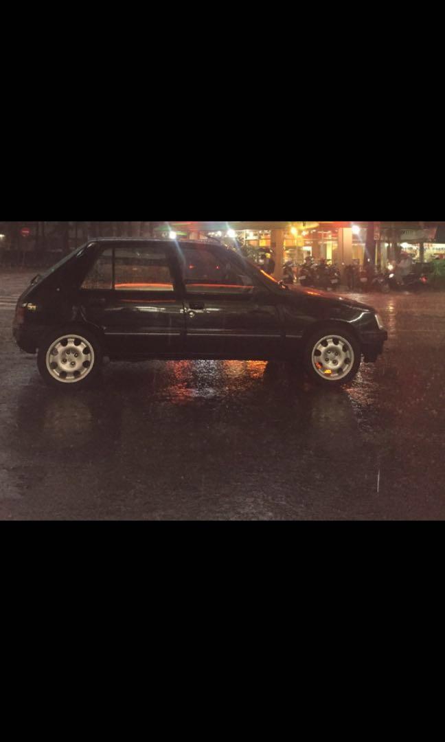 1994/205/5速手排/老獅
