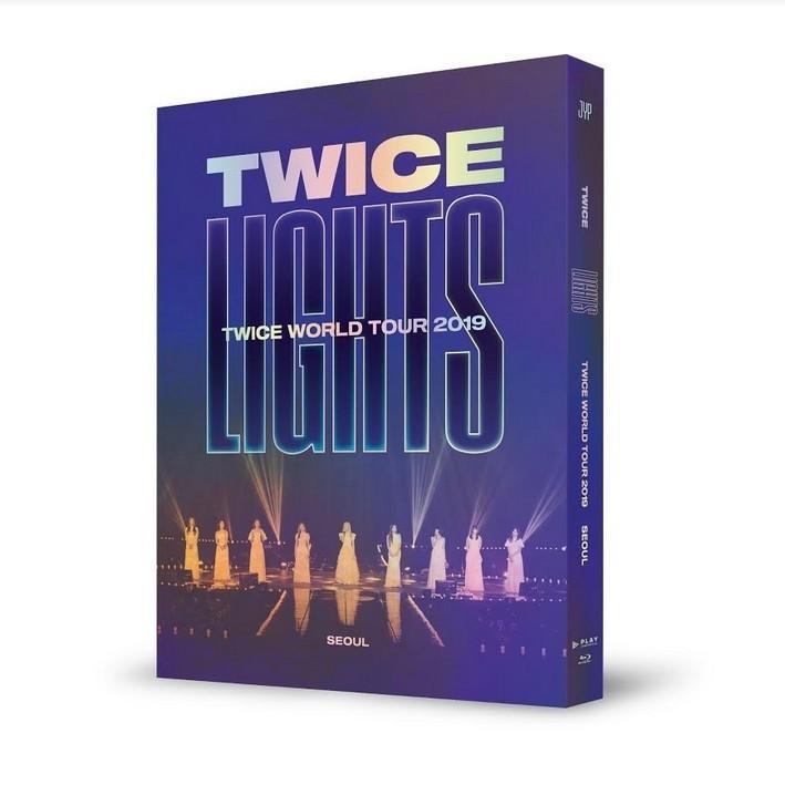 [Blu-Ray] TWICE - TWICE WORLD TOUR 2019 'TWICELIGHTS' IN SEOUL BLU-RAY