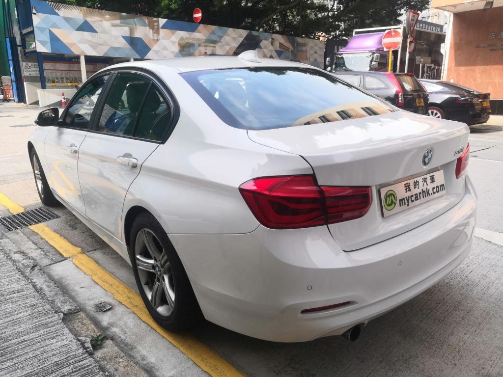 BMW 318i Sedan (A)