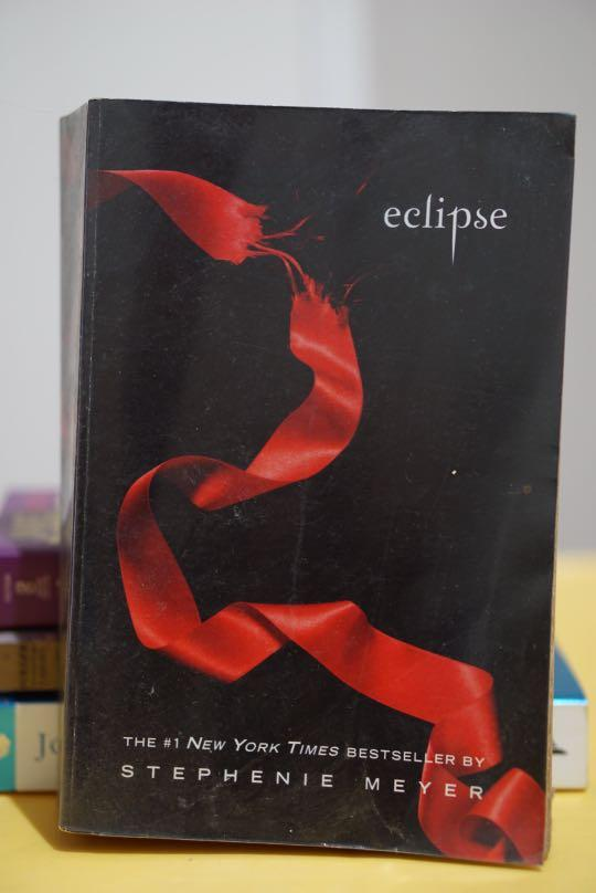 Books for Sale - Sophie's World, Midsummer Night's Dream, 8th Confession, Eclipse