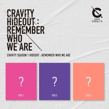CRAVITY - CRAVITY SEASON1. [HIDEOUT: REMEMBER WHO WE ARE]