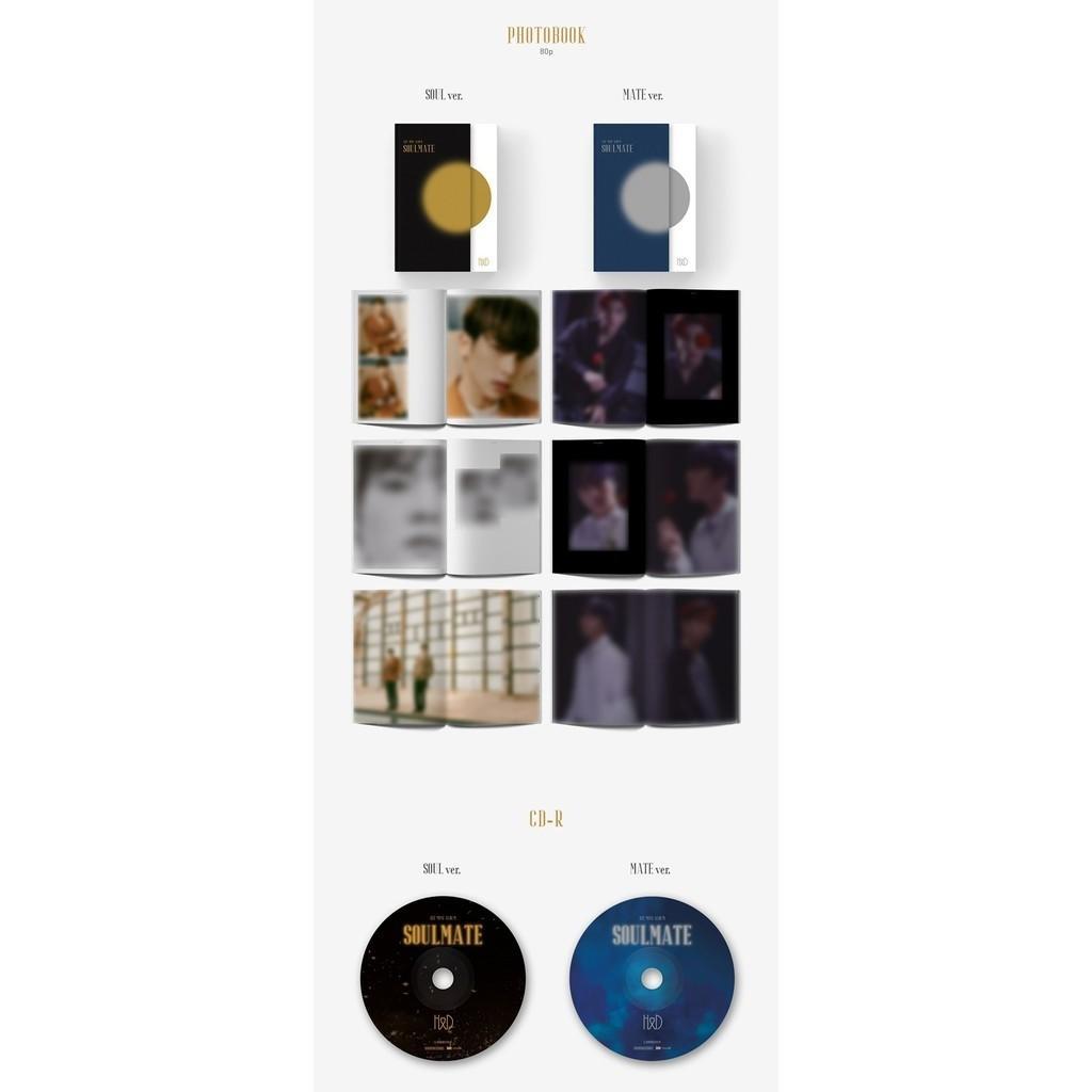 H&D (Hangyul & Dohyun) - Mini Album Vol.1 [SOULMATE]