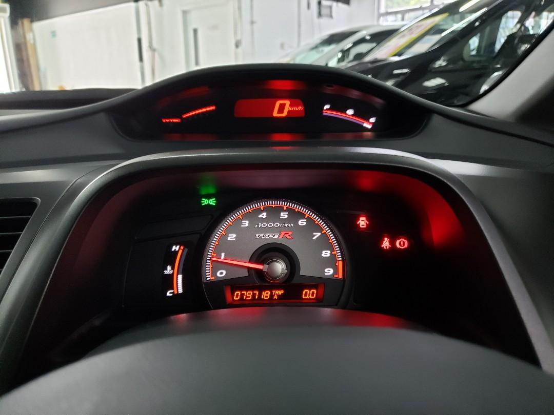 Honda Civic 2.0 Type R 2.0 i-VTEC (M)