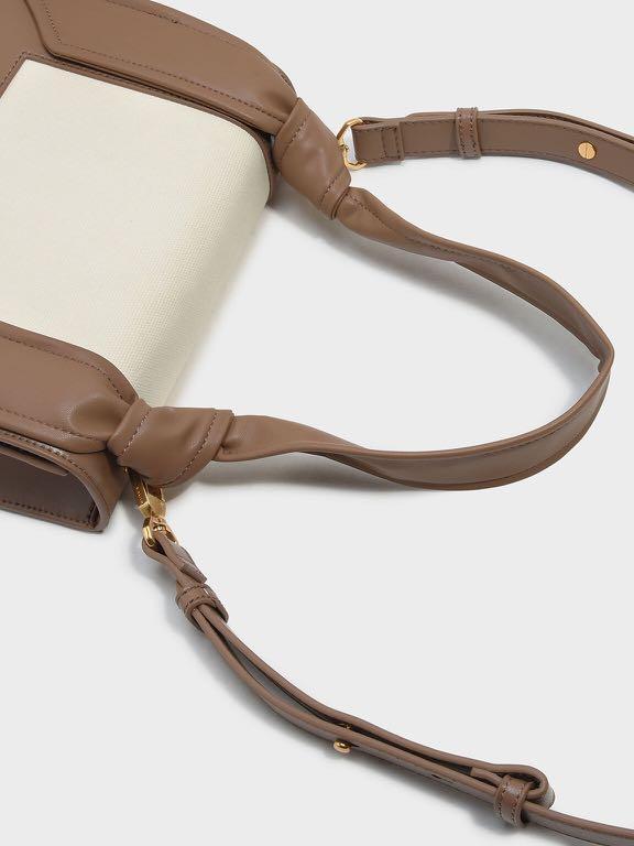 #JanganPanik Charles and Keith Original 100% Tas Handbag Selempang 2in1 Branded Authentic