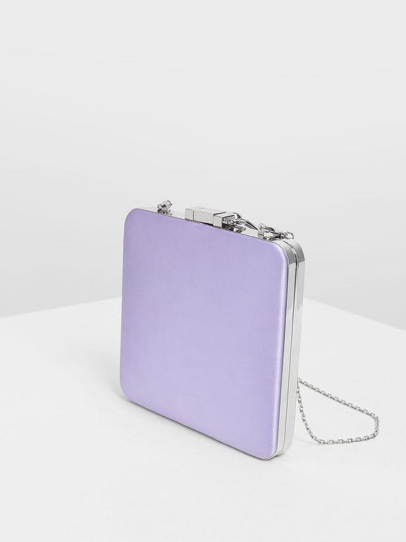#JanganPanik Charles and Keith Original 100% Murah Handbag Clutch Tas Selempang Kecil Sling Bag Hangout Pesta Kondangan