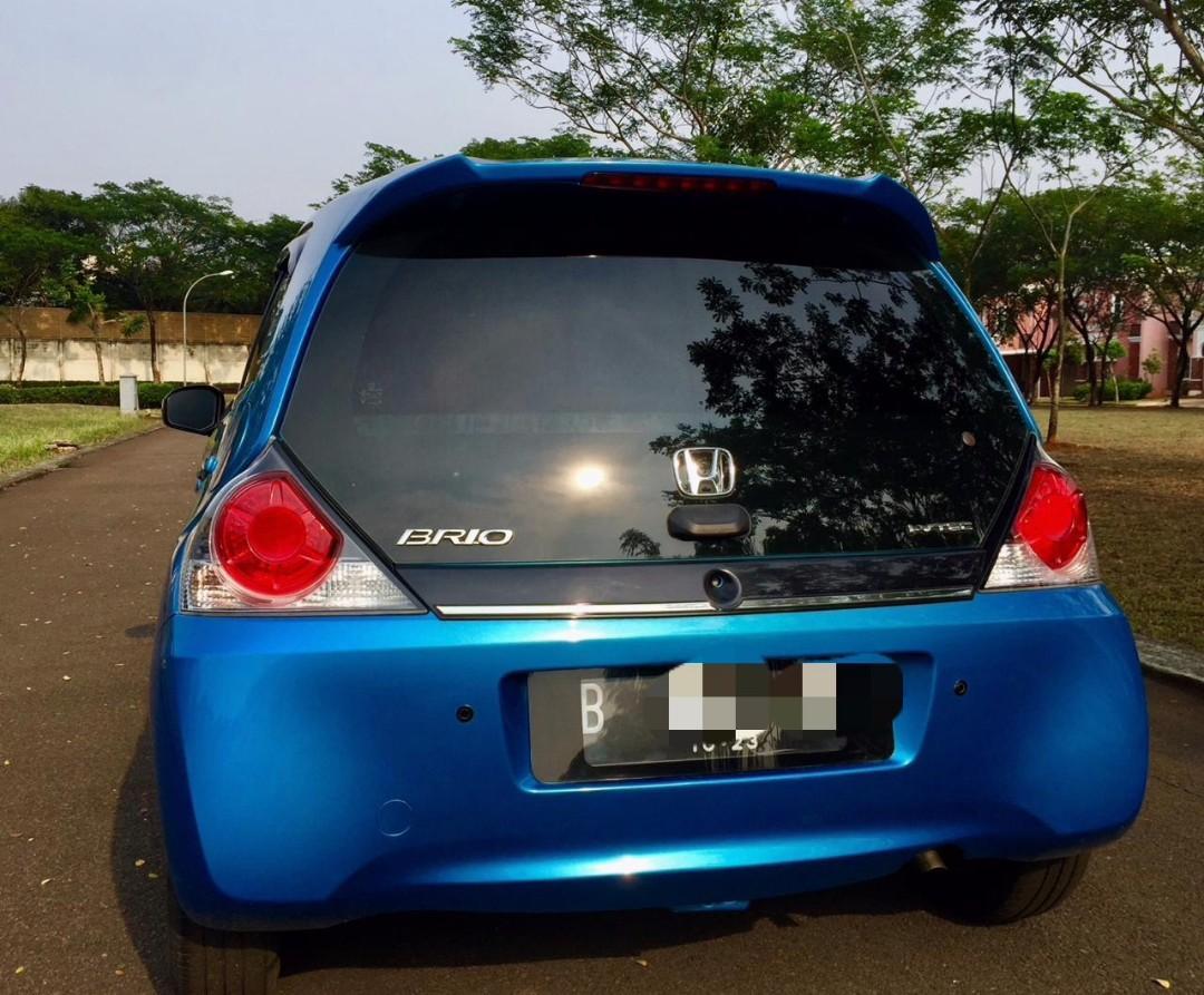 Over kredit Aja ..Honda Brio CBU 1.3cc matic tahun 2013