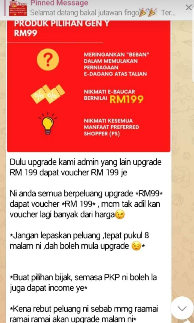 Part time RM200-1K > seminggu. Jom Buat Duit dengan modal hanya RM99!!.
