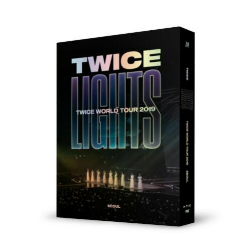 [PO] TWICE WORLD TOUR 2019 'TWICELIGHTS' IN SEOUL DVD