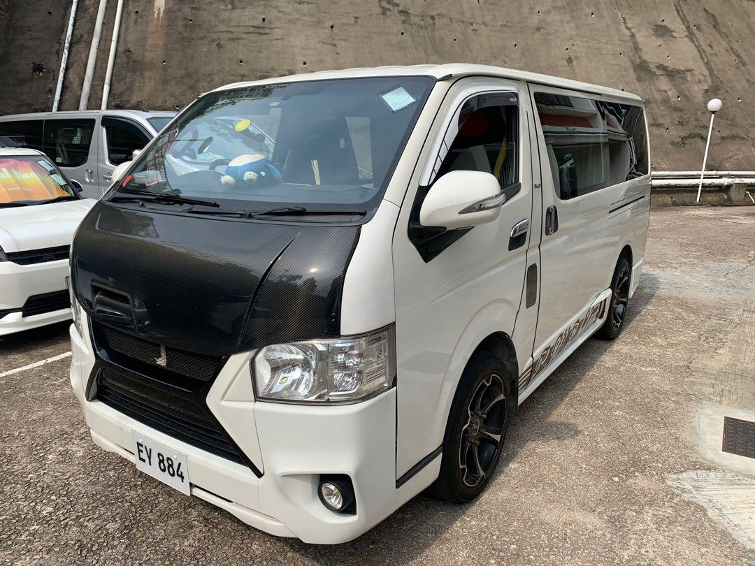 Toyota Hiace H200 Auto