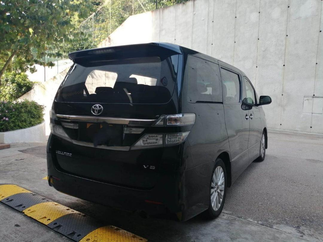Toyota Vellfire 3.5 Auto