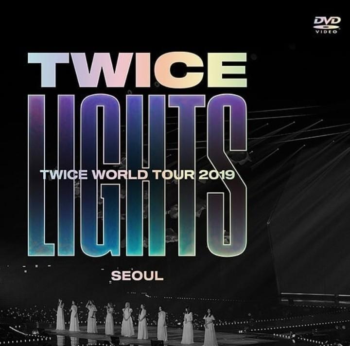 TWICE - TWICE WORLD TOUR 2019 : TWICELIGHTS IN SEOUL