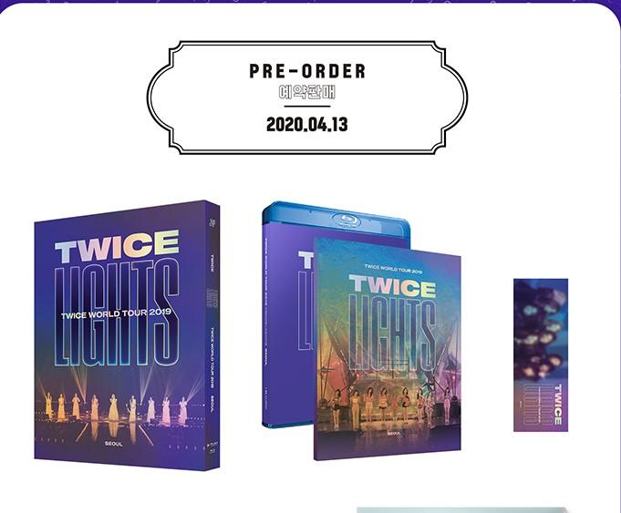 Twice - Twice World Tour 2019 Twicelights in Seoul