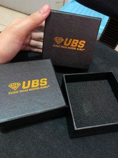 UBS Jewelry Box