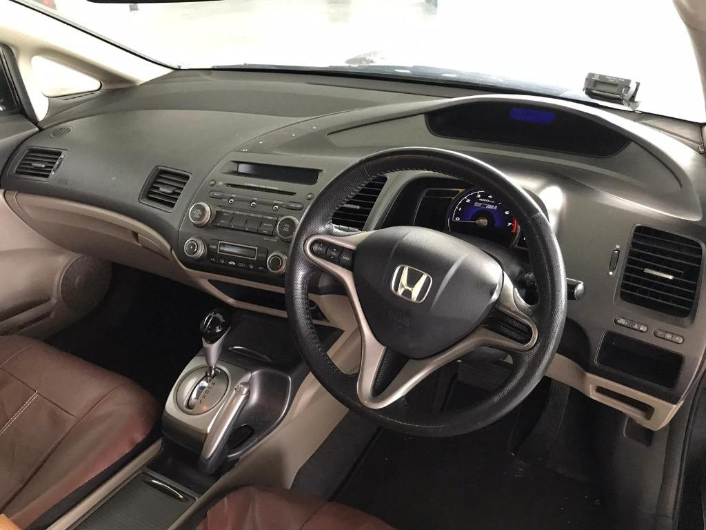 Honda Civic Hybrid 50% OFF CIRCUIT BREAKER to assist PHV drivers/Self-employed in coping with the Covid-19 situation. Travel with a peace of mind with just $500 deposit driveaway. Whatsapp 8188 8616 now to enjoy special rates!!