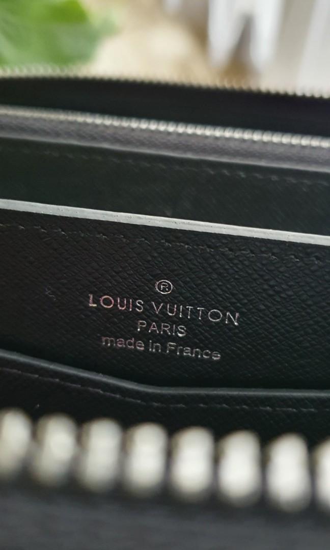 Louis Vuitton Zippy XL Monogram Eclipse Wallet ORIGINAL Dompet Gucci Tory Burch Balenciaga