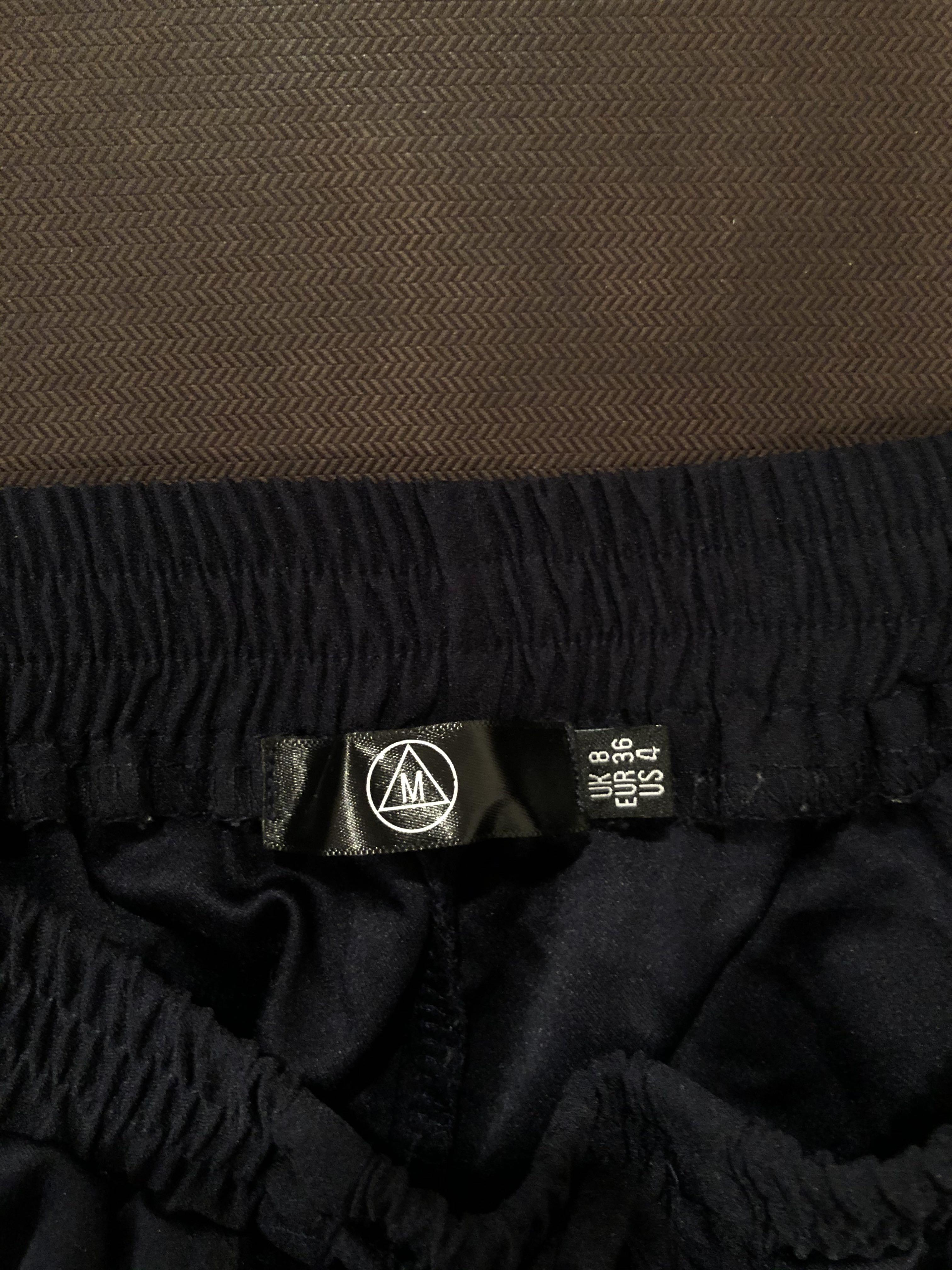 Missguided Navy Pants