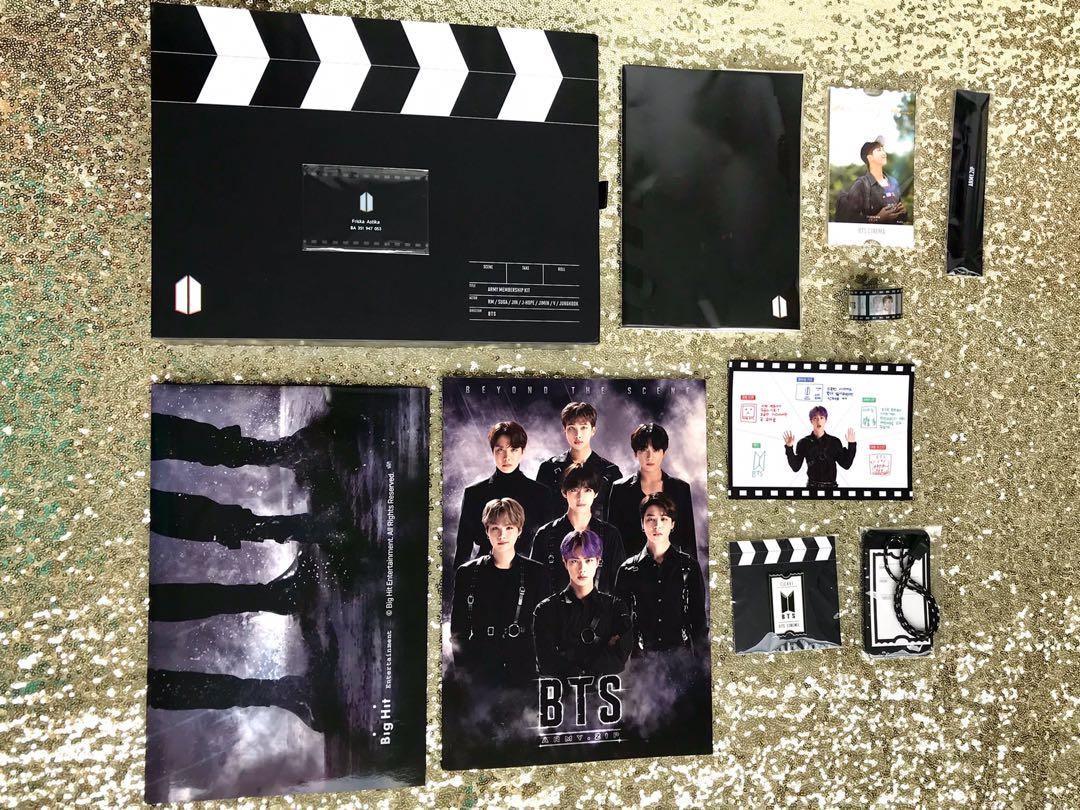 [READY STOCK] BTS ARMYKIT 4TH, 5TH, 6TH GEN RARE & UNSEALED