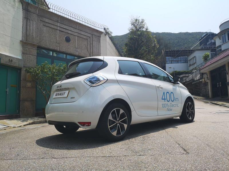 Renault ZOE Electric (A)