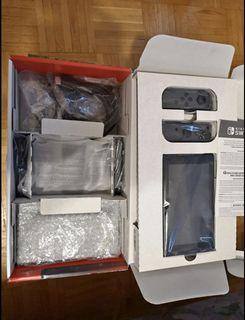 Second Generation Nintendo Switch
