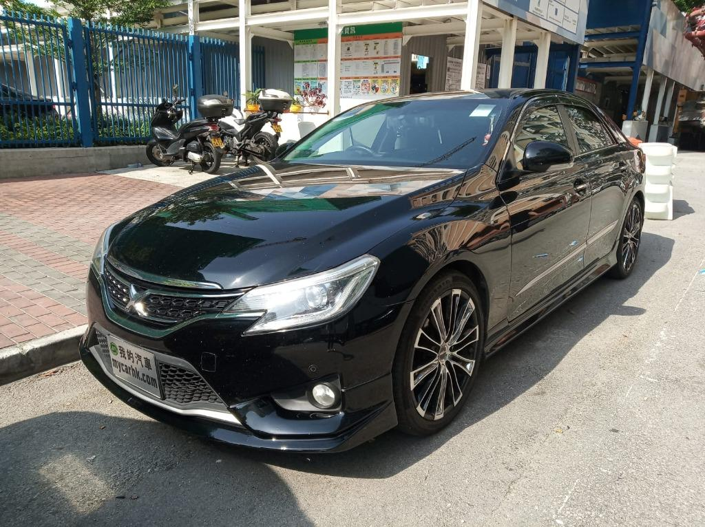 Toyota Mark X 2.5 (A)