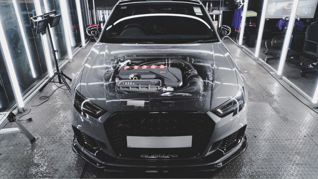 Audi RS3 8V.2 SEDAN Auto