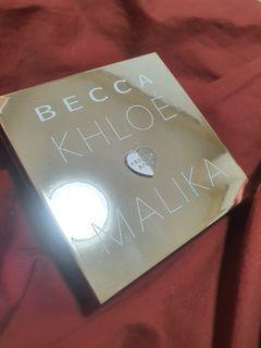 Becca Khloe Malika Bronze Blush & Glow Palette