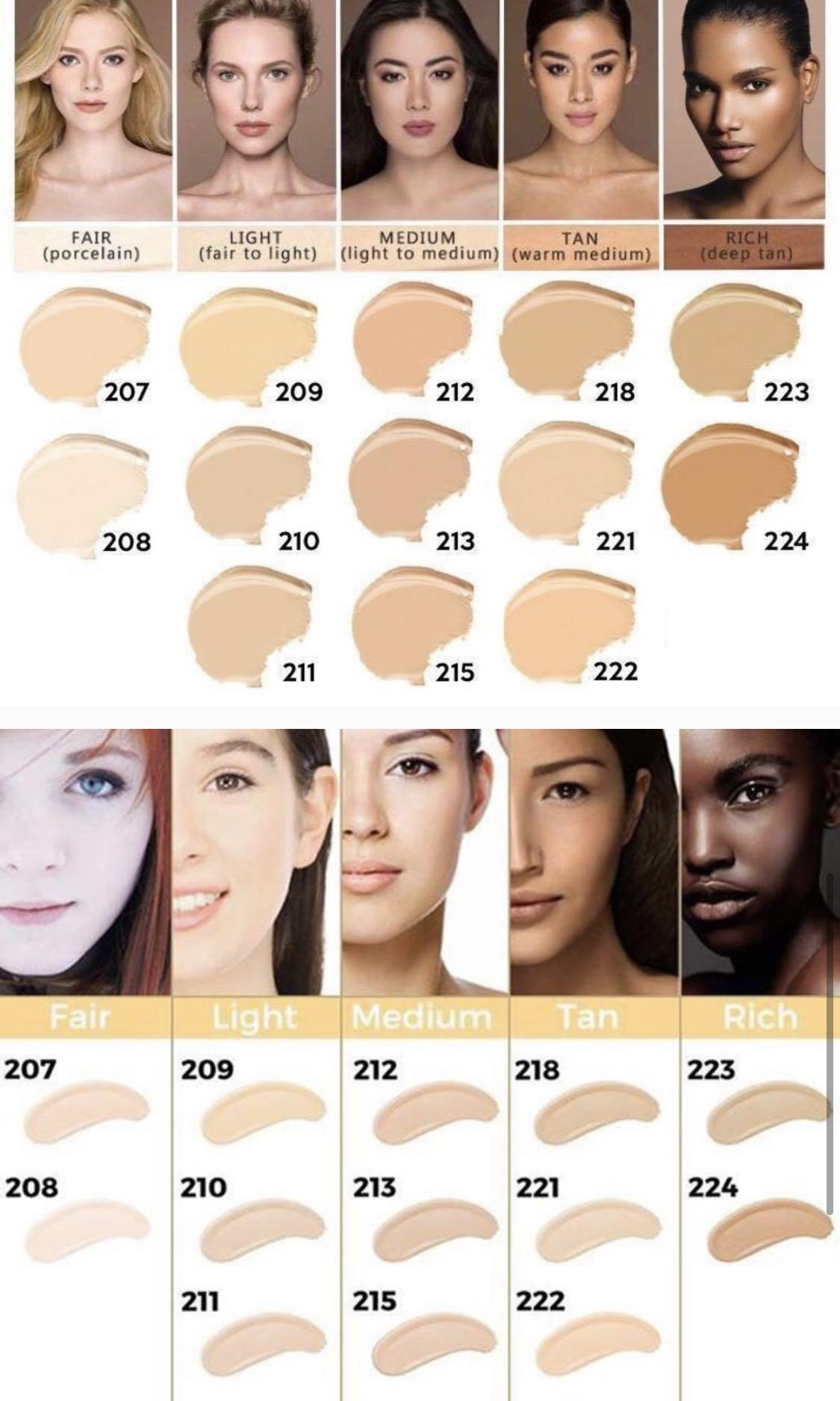 Dermacol high pigmentation foundation, shade 224 ( nude cream)