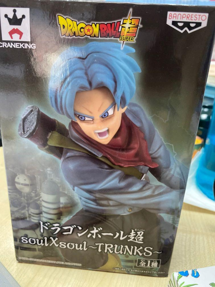 Dragon ball super soul X soul~TRUNKS~