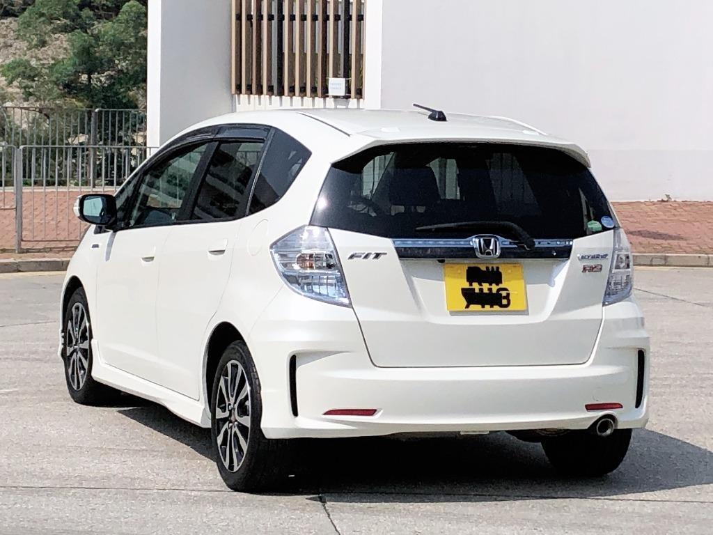 Honda    FIT HYBRID S 1.5 GP4   2014 Auto