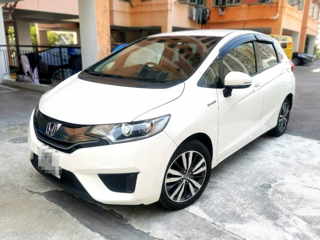 Honda Fit Hybrid Auto