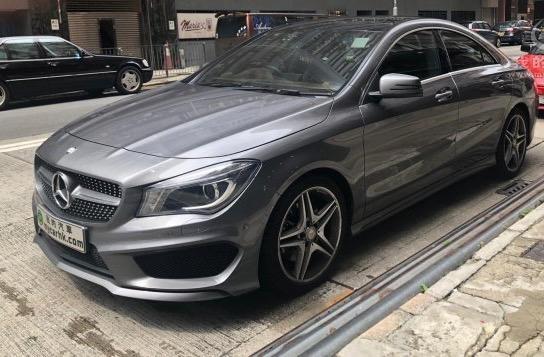 Mercedes-Benz CLA250 AMG Auto