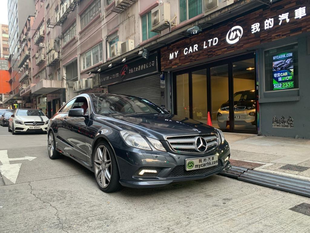 Mercedes-Benz E500 COUPE AMG Auto